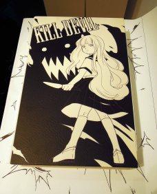 Kill Devil cover