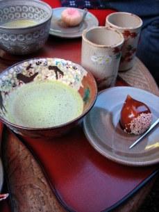Chestnut Wagashi