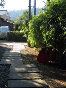 Tea House Path
